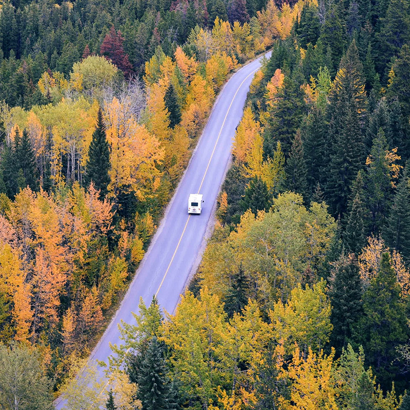 Join us in a four part series plotting some of the best routes for a one-way car rental road trip in BC and Alberta