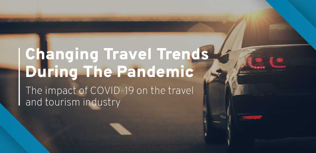 Changing Travel Trends During the Pandemics.  Learn how COVID-19 is affecting the travel industry and how innovations to one-way car rentals, and mobility are solving problems.